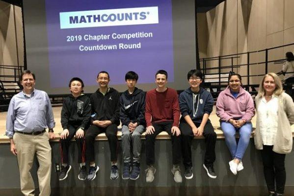 Mathcounts Winners